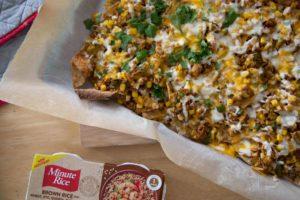 Riz mexicain gratiné : Un repas en moins de 15 minutes !/Cinq Fourchettes