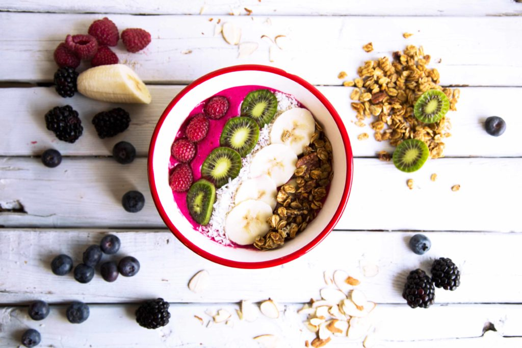 ABC du smoothie bowl / Cinq Fourchettes