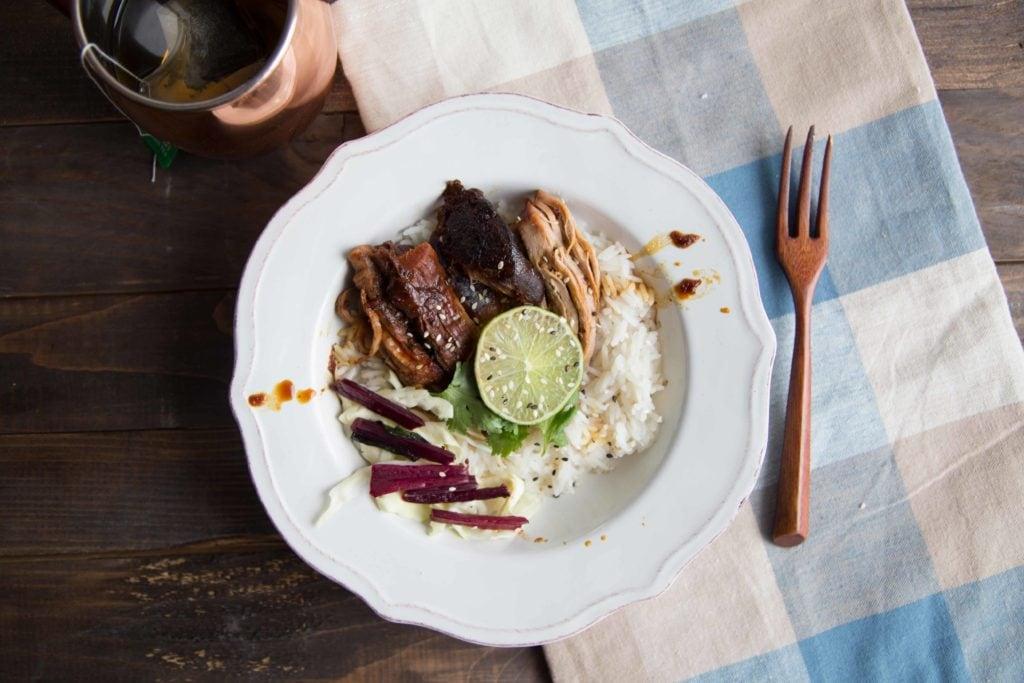 mijoteuse le meilleur filet de porc 224 l asiatique cinq fourchettes