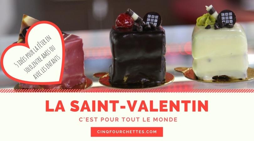 idées St-Valentin Cinq fouchettes