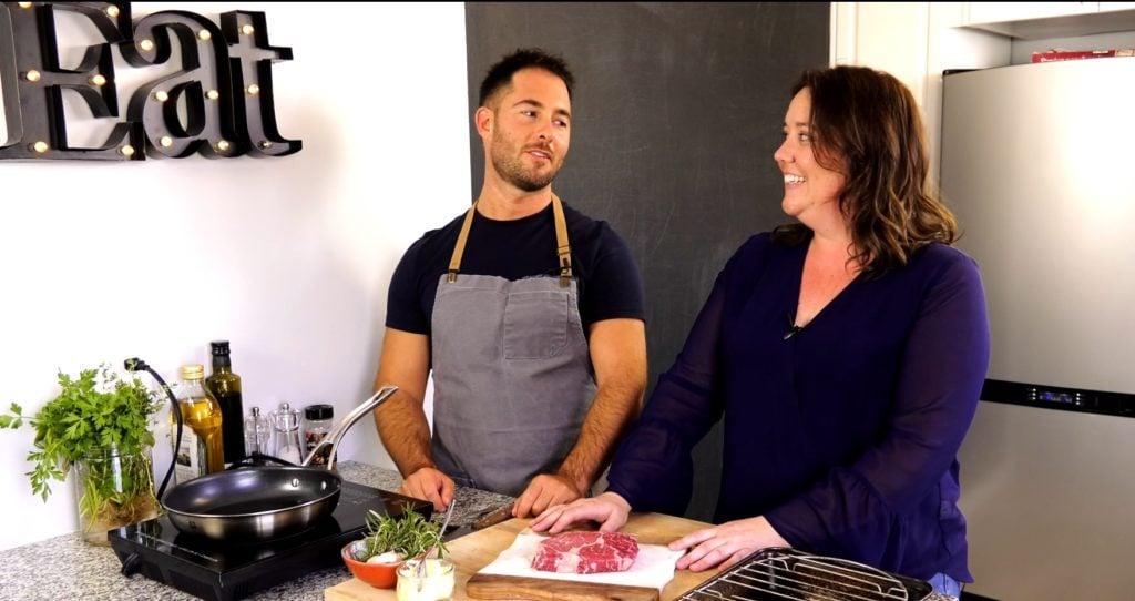 Comment bien faire cuire un steak / Cinq Fourchettes