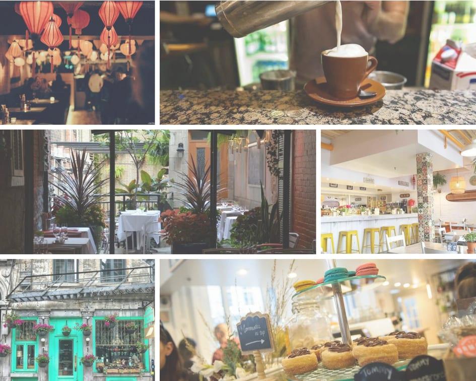 11 endroits à visiter au Vieux-Port de Montréal Cinq Fourchettes