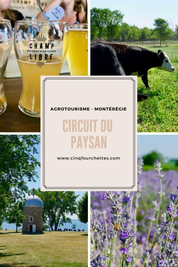 Le Circuit du Paysan : Découvrir la Montérégie à travers ses artisans locaux Cinq Fourchettes