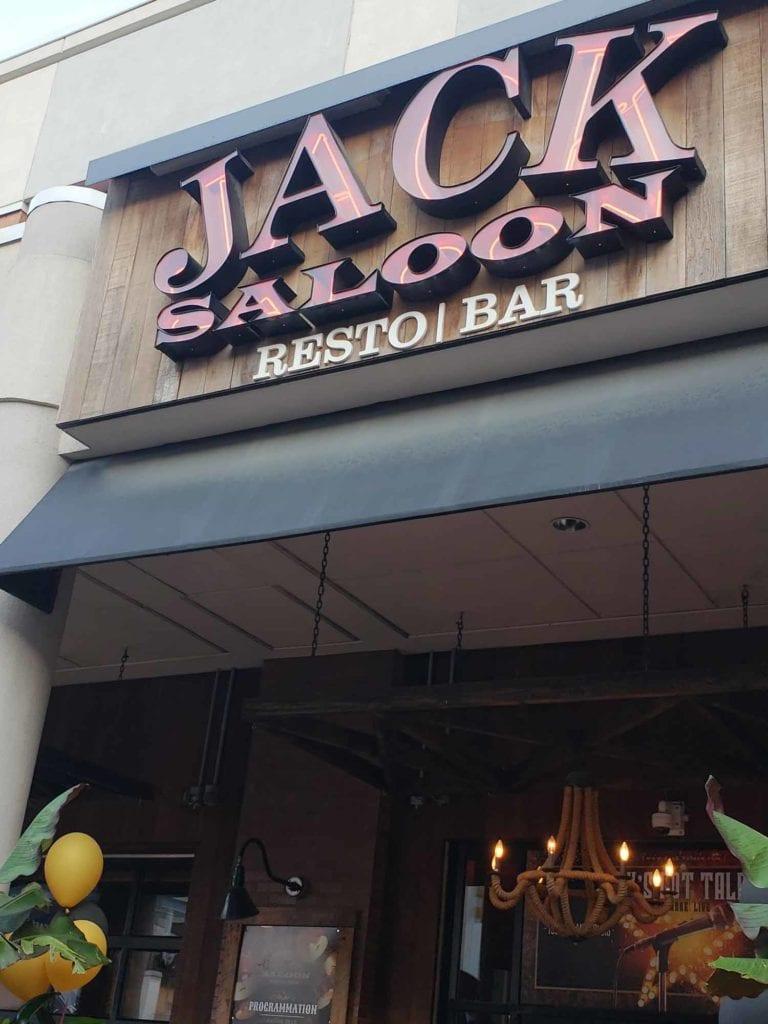 Le Jack Saloon : un endroit vraiment cool pour festoyer Cinq Fourchettes