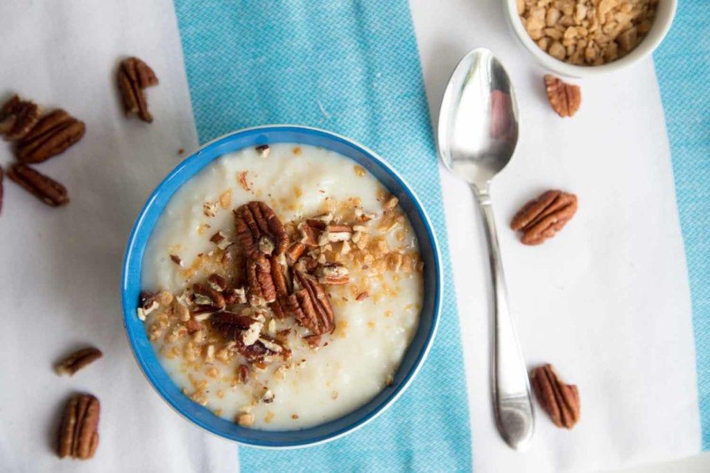 Parfait pour la rentrée : 4 façons trop cool de déguster ton riz au lait ! Cinq Fourchettes