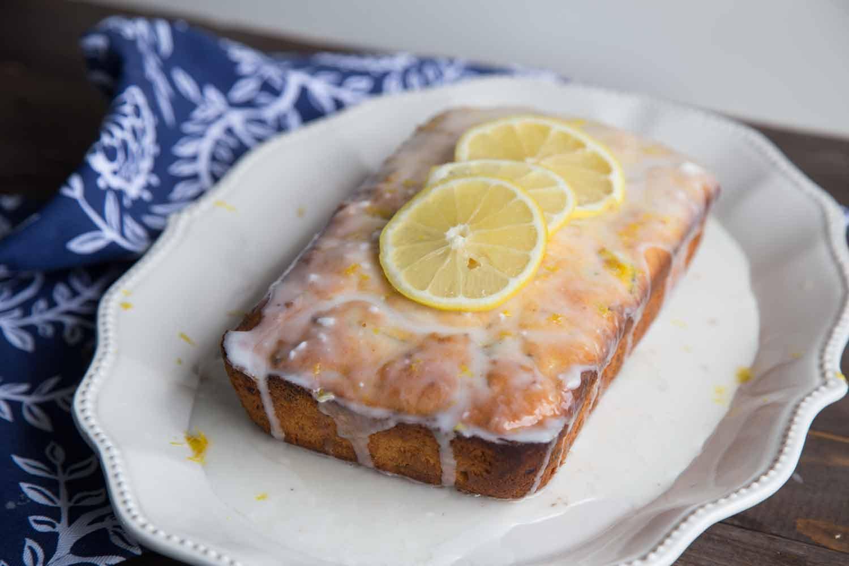LE MEILLEUR pain aux zucchinis et citrons Cinq Fourchettes