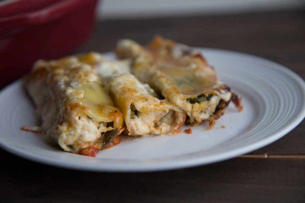 Cannellonis à la dinde : Parfait pour un potluck Cinq Fourchettes
