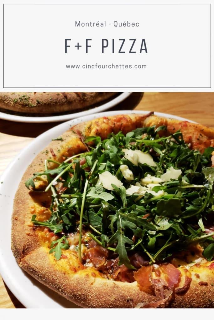 Sortie restaurant : à la découverte de F+F Pizza Cinq Fourchettes