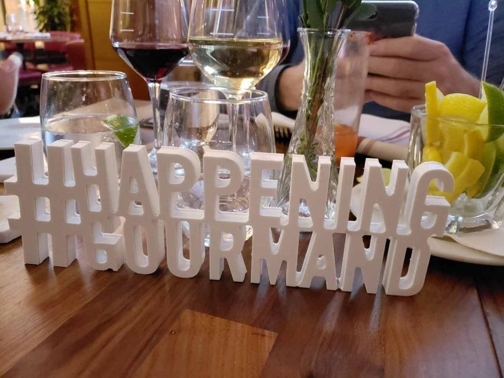 Happening Gourmand : Sortir à petits prix Cinq Fourchettes