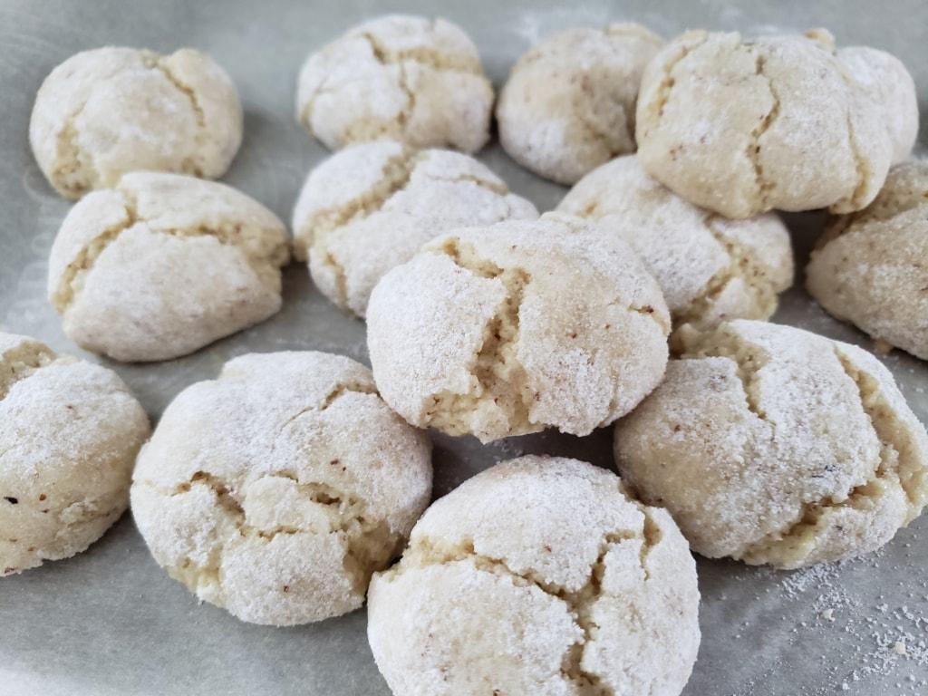 Amaretti : Biscuits parfaits pour l'heure du thé Cinq Fourchettes