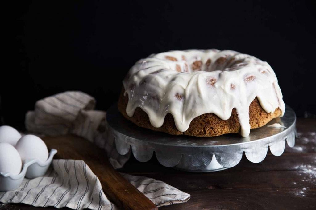 Le gâteau aux carottes de Janine : WOW Cinq Fourchettes