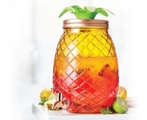 Distributeur Stokes ananas photo Cinq Fourchettes